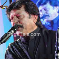 Zikr jab chhir gaya - Mp3 + VIDEO Karaoke - Attaullah Khan
