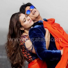 Gerua - Mp3 + VIDEO karaoke - Dilwale - Arijit Singh