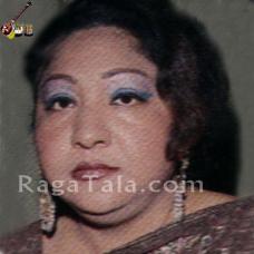 Aye Rahe Haq Ke Shaheedo - Mp3 + VIDEO Karaoke - Naseem Begum