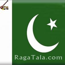 Ae nigare watan tu salamat rahe - Mp3 + VIDEO Karaoke - Pakistani National Patriotic