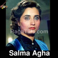 Ye raat mein jo maza hai - Mp3 + VIDEO Karaoke - Salma Agha